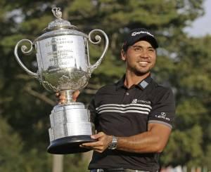 APTOPIX PGA Championship Golf (2)