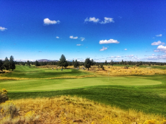 Clifton Booher - Juniper Golf Club - Central Oregon