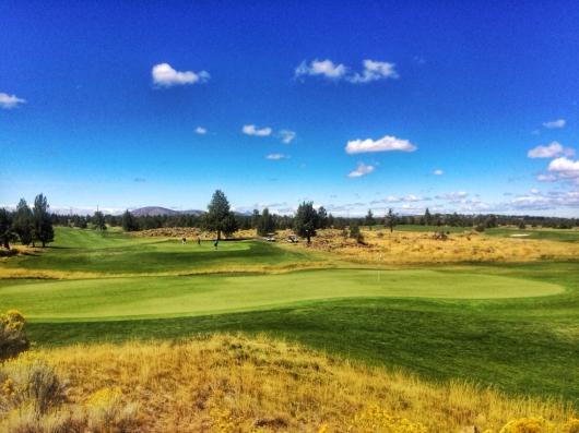 Clifton Booher - Juniper Golf Club - Central Oregon