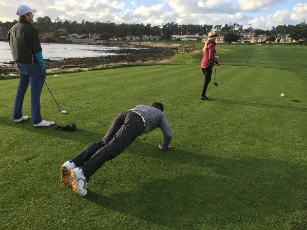 pushups on 18